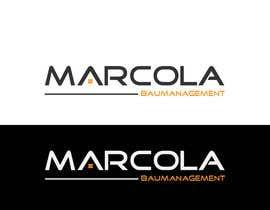 #245 for Logo design for a construction management office af creativeblack