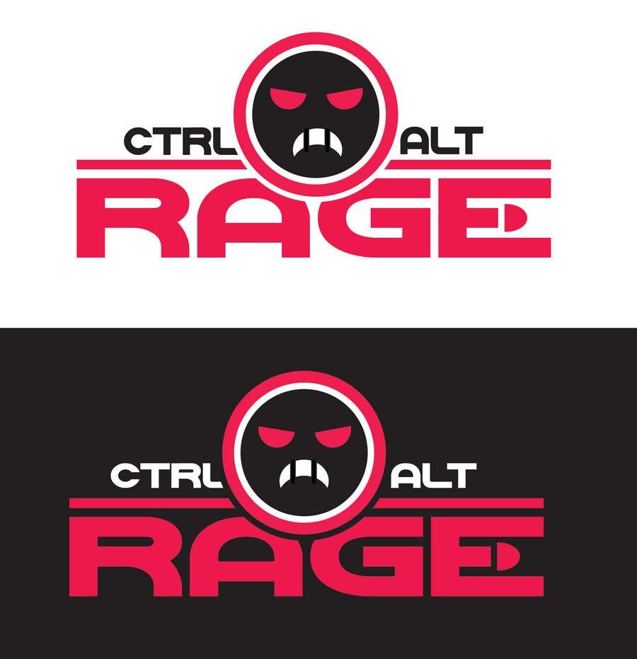 Proposition n°33 du concours Graphic Design for CtrlAltRage