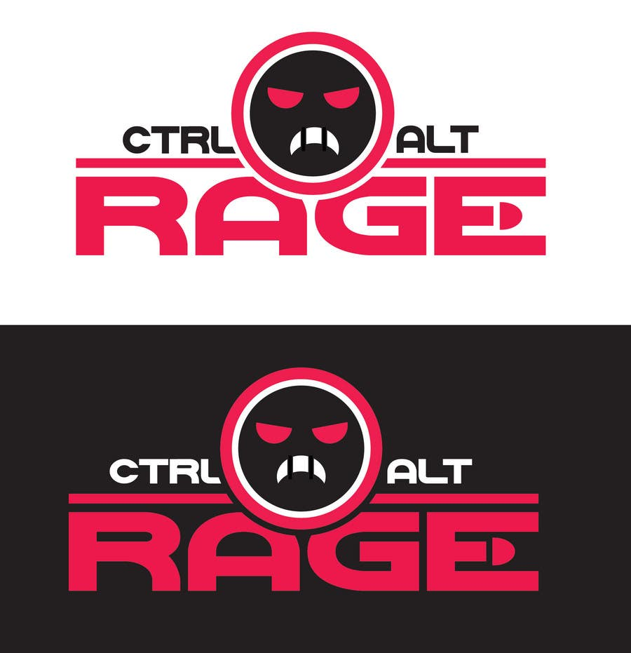 Kilpailutyö #33 kilpailussa Graphic Design for CtrlAltRage
