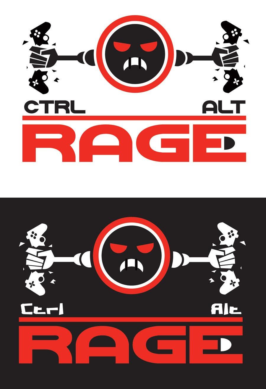Kilpailutyö #41 kilpailussa Graphic Design for CtrlAltRage