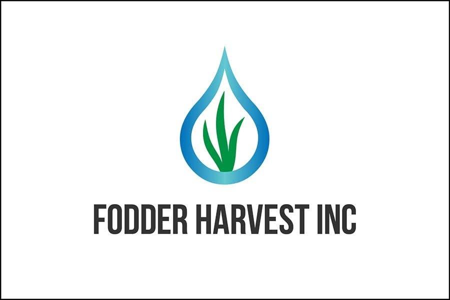 Penyertaan Peraduan #                                        19                                      untuk                                         Design a Logo for Fodder Harvest, Inc. - repost