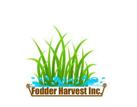 #21 for Design a Logo for Fodder Harvest, Inc. - repost af MarianaR4