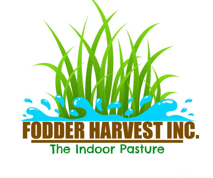 Penyertaan Peraduan #                                        22                                      untuk                                         Design a Logo for Fodder Harvest, Inc. - repost