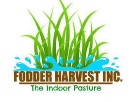 #22 for Design a Logo for Fodder Harvest, Inc. - repost af MarianaR4