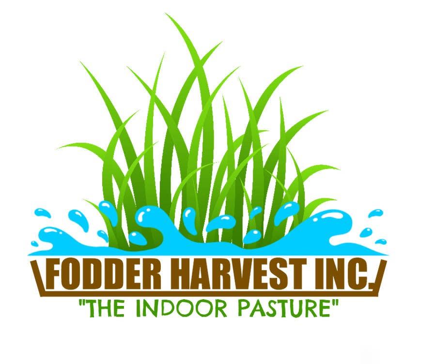 Penyertaan Peraduan #                                        27                                      untuk                                         Design a Logo for Fodder Harvest, Inc. - repost