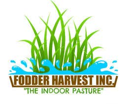 #27 for Design a Logo for Fodder Harvest, Inc. - repost af MarianaR4