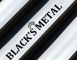 #39 for Design a Logo for Black's Metals by pradheesh23