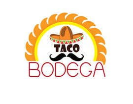 Nro 66 kilpailuun I need someone to make a logo for my taco shop käyttäjältä terstill