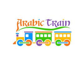 nº 66 pour Design a logo for an online website teaching Arabic  'Arabic Train' par rogerweikers