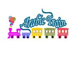 #70 for Design a logo for an online website teaching Arabic  'Arabic Train' by VikiFil