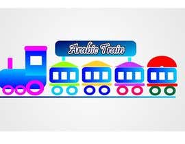 #83 for Design a logo for an online website teaching Arabic  'Arabic Train' by VikiFil
