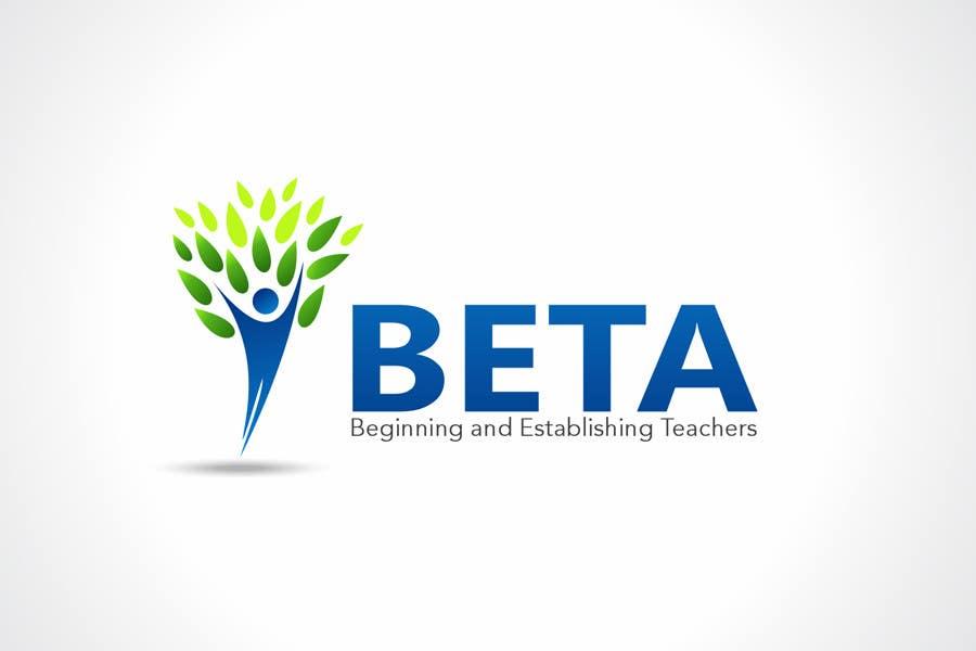Конкурсная заявка №306 для Logo Design for BETA - Beginning and Establishing Teachers' Association