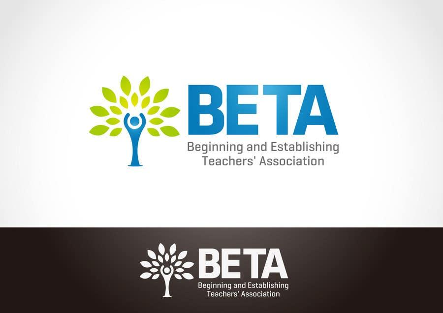 Inscrição nº 402 do Concurso para Logo Design for BETA - Beginning and Establishing Teachers' Association