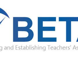 #430 untuk Logo Design for BETA - Beginning and Establishing Teachers' Association oleh jobee