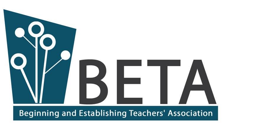 Inscrição nº 81 do Concurso para Logo Design for BETA - Beginning and Establishing Teachers' Association