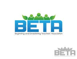 #434 untuk Logo Design for BETA - Beginning and Establishing Teachers' Association oleh pratt29