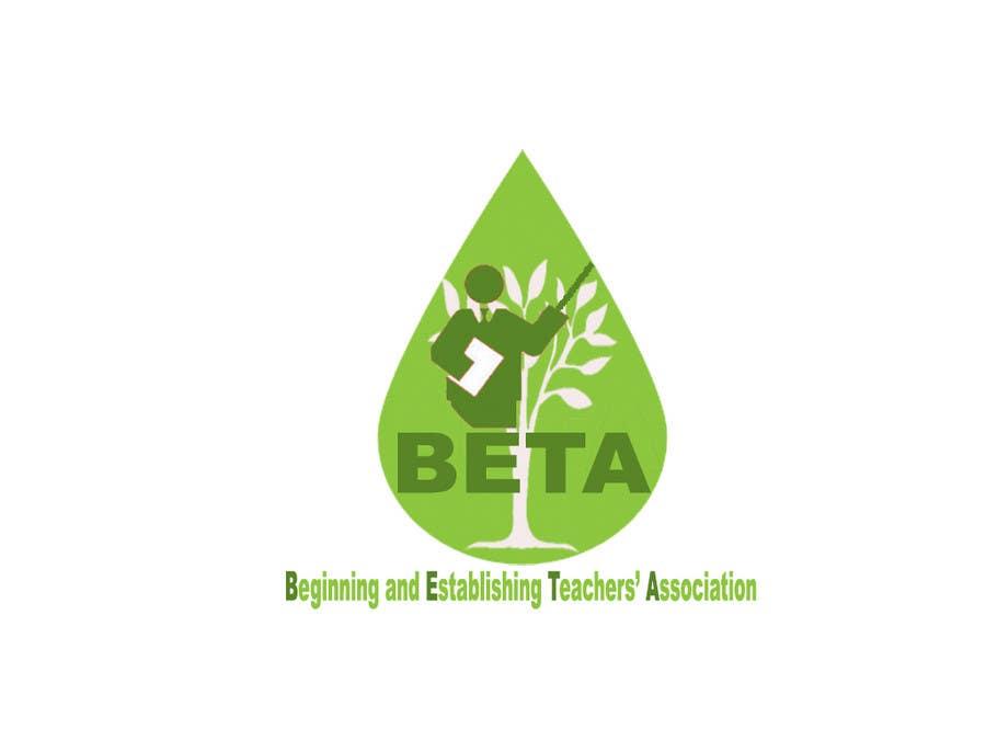 Конкурсная заявка №16 для Logo Design for BETA - Beginning and Establishing Teachers' Association