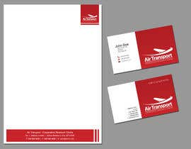 #6 untuk Design Stationery for Air Transport oleh ChandramouliS
