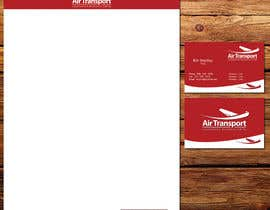 #11 for Design Stationery for Air Transport af IllusionG