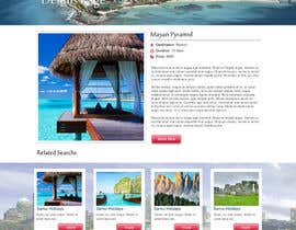 nº 8 pour Design a Website Mockup for 'Take me Away' par webidea12