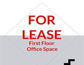 Nro 1 kilpailuun Design a for lease sign käyttäjältä saumyasaxena