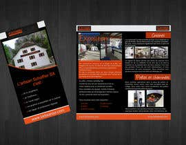 #11 for Design a Brochure for my company to describe our services by mgliviu