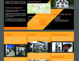 #16 for Design a Brochure for my company to describe our services by farzn
