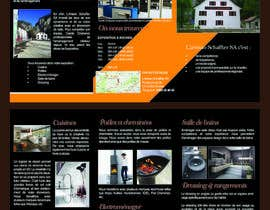 #25 for Design a Brochure for my company to describe our services by farzn