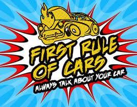 Nro 8 kilpailuun First Rule of Cars käyttäjältä grapkisdesigner