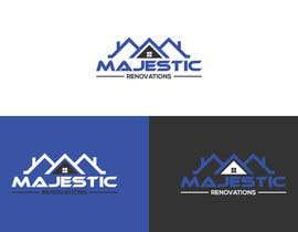 "Nro 83 kilpailuun Logo for New Renovations Company - ""Majestic Renovations"" käyttäjältä KOTHA82"