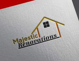 "Nro 172 kilpailuun Logo for New Renovations Company - ""Majestic Renovations"" käyttäjältä Toy20"