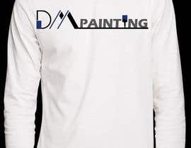 Nro 36 kilpailuun DM Painting Logo 1 -- 2 käyttäjältä aishaelsayed95