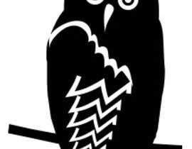 #58 for Draw me an OWL to use as a logo af dilshn