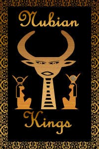 "#15 for Design a Logo for ""Nubian Kings"" Strategy Card Game by kevinmcgrath"