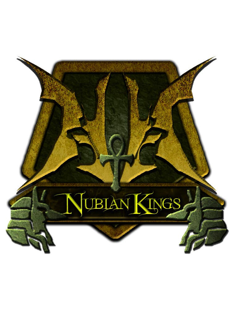 "#1 for Design a Logo for ""Nubian Kings"" Strategy Card Game by johnnymakesmetal"