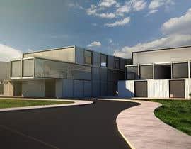 Nro 28 kilpailuun Design container office park käyttäjältä MaximHovsepian