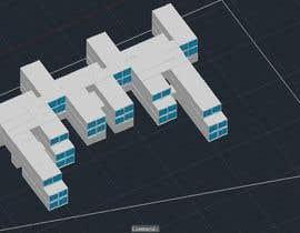 Nro 44 kilpailuun Design container office park käyttäjältä MaximHovsepian