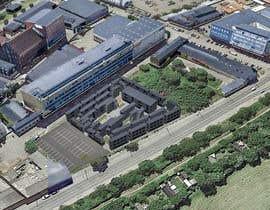 Nro 21 kilpailuun Design container office park käyttäjältä muratdemircan53