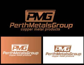 nº 65 pour Design a Logo for Perth Metals Group par texture605