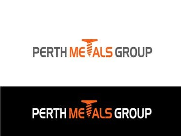#112 for Design a Logo for Perth Metals Group af tfdlemon