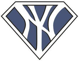 #64 for Design a Logo for NYY by anibaf11