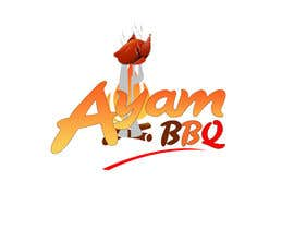 "#125 cho ""Ayam BBQ"" Logo Design bởi dipakart"