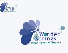 #34 para We need a Brand-name and a Logo for a Swedish Natural Mineral Special Drinking Water Company por stamarazvan007
