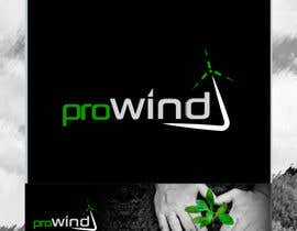 #335 for Logo Design for www.prowindenergy.com af sangkavr