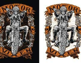 sawokecik28 tarafından AMAZING Tshirt Art Needed for Motorcycle Apparel Company için no 137