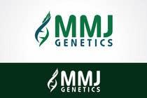 Graphic Design Inscrição do Concurso Nº50 para Graphic Design Logo for MMJ Genetics and mmjgenetics.com