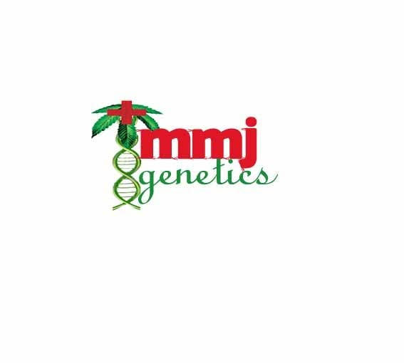 Inscrição nº                                         27                                      do Concurso para                                         Graphic Design Logo for MMJ Genetics and mmjgenetics.com