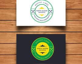 Nro 11 kilpailuun Design logo for Brasilian Restaurant käyttäjältä BatJazzStudio
