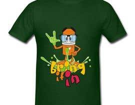 Nro 221 kilpailuun Design a Brofresco Merchandise T-Shirt käyttäjältä nirajrblsaxena12