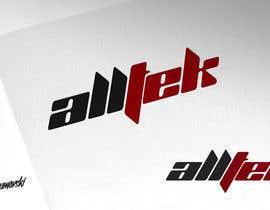 Nro 21 kilpailuun Design en logo for Alltek käyttäjältä Naumovski